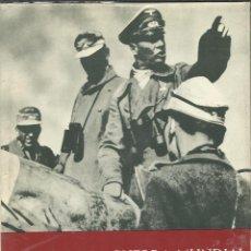 Libros de segunda mano: 3 TOMOS LA SEGUNDA GUERRA MUNDIAL EN FOTOGRAFÍAS Y DOCUMENTOS.PLAZA&JANES 1973 VER FOTOS. Lote 40804655