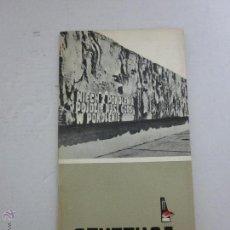 Libros de segunda mano: STUTTHOF- AÑO 1969 - CAMPO DE CONCENTRACION . Lote 41410748