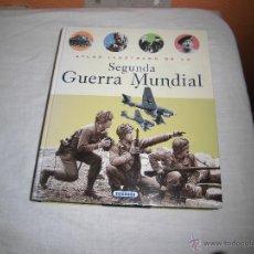 Libros de segunda mano: ATLAS ILUSTRADO DE LA SEGUNDA GUERRA MUNDIAL.-FLAVIO FIORANI.EDICIONES SUSAETA. Lote 42032525