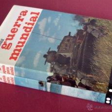 Libros de segunda mano: LA SEGUNDA GUERRA MUNDIAL. VOLUMEN I Y II. J. F. AGUIRRE. ARGOS, 1964. Lote 42631226