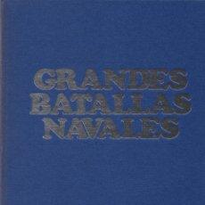 Libros de segunda mano: 1914-18 * 1939-45 GRANDES BATALLAS NAVALES. Lote 43809593