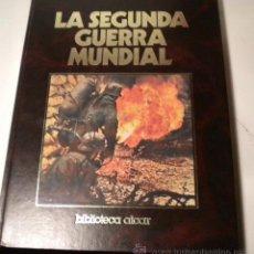 Libros de segunda mano: LA SEGUNDA GUERRA MUNDIAL - TOMO I. Lote 43871836