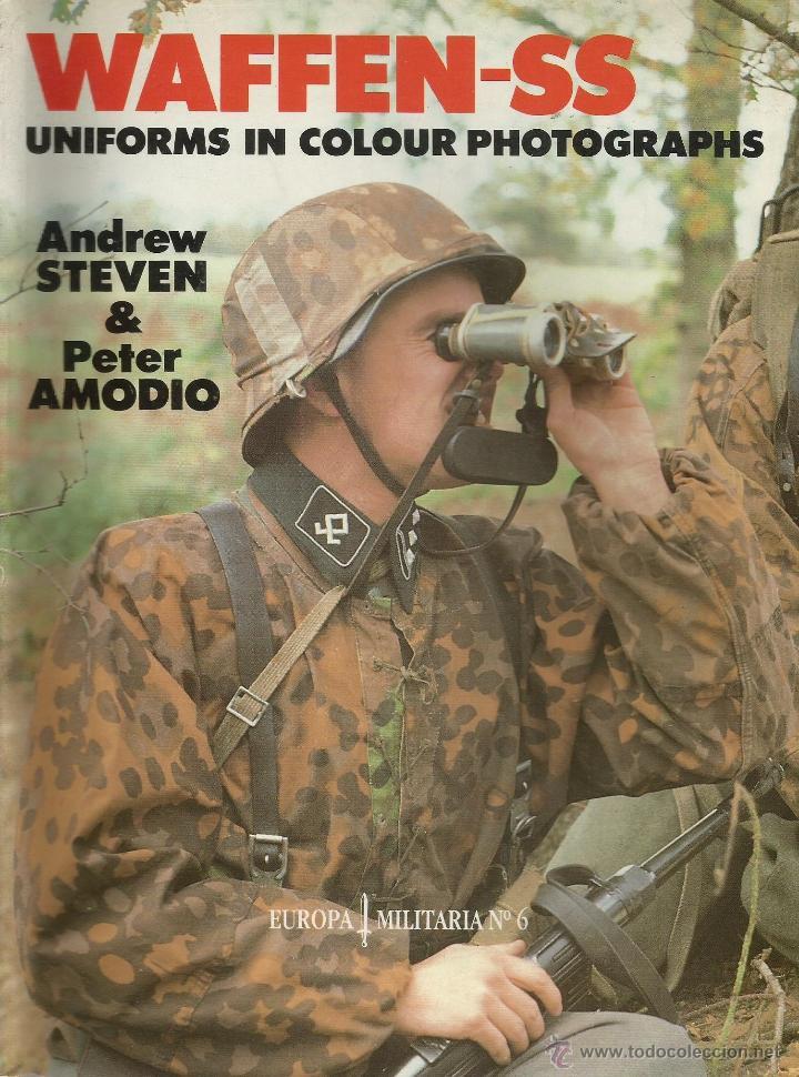 Waffen ss uniformes en fotograf as en color comprar libros de la segunda guerra mundial en - Libreria segunda mano online ...