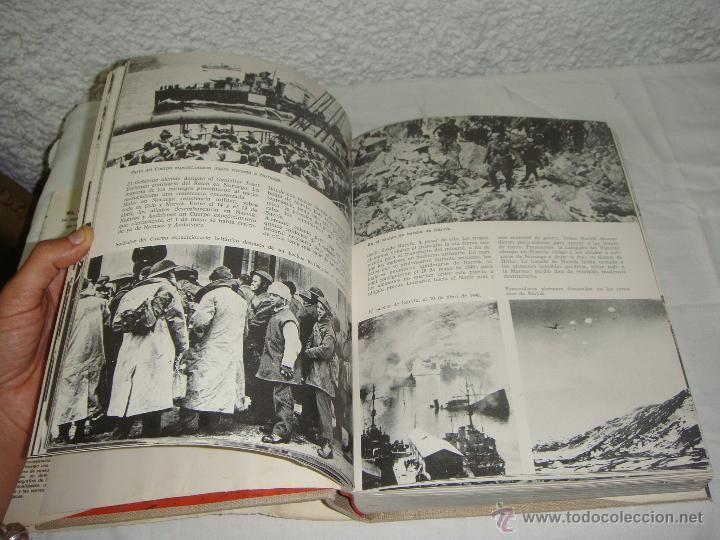 Libros de segunda mano: El Tercer Reich. En Fotografías y Documentos. Volumen I y II. - Foto 4 - 44682184