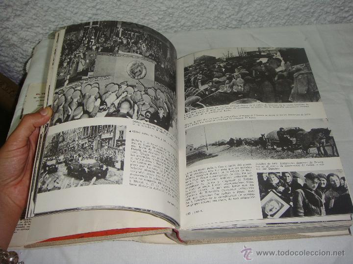 Libros de segunda mano: El Tercer Reich. En Fotografías y Documentos. Volumen I y II. - Foto 5 - 44682184
