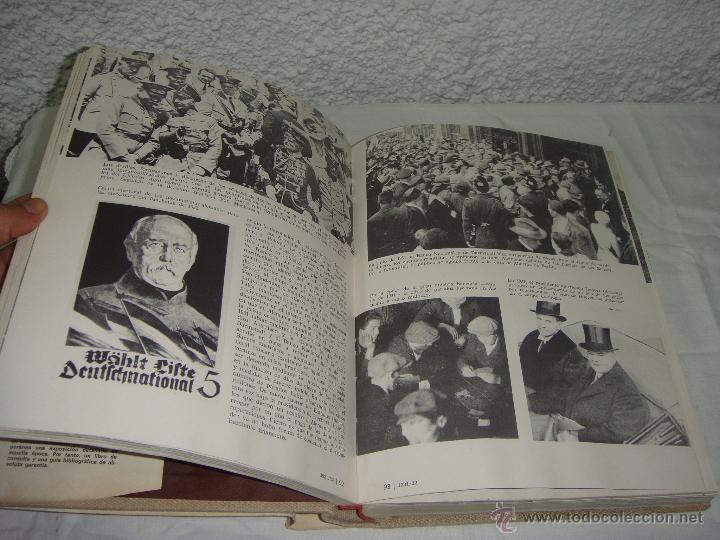 Libros de segunda mano: El Tercer Reich. En Fotografías y Documentos. Volumen I y II. - Foto 6 - 44682184
