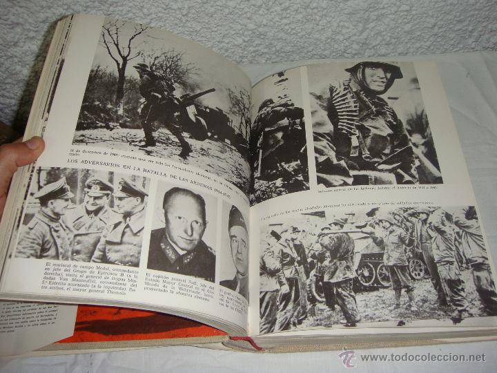 Libros de segunda mano: La 2ª Guerra Mundial. En fotografías y documentos. I, II y III Volúmenes. - Foto 2 - 44683155