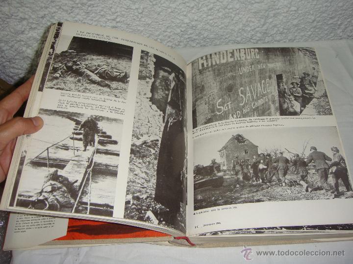 Libros de segunda mano: La 2ª Guerra Mundial. En fotografías y documentos. I, II y III Volúmenes. - Foto 3 - 44683155
