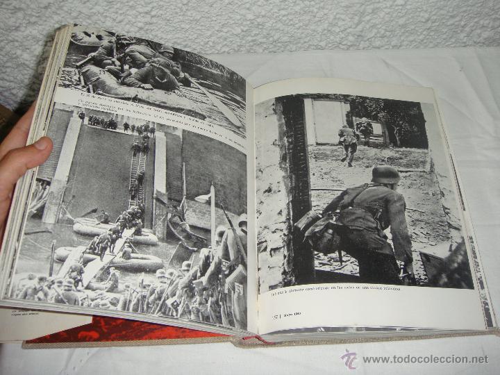 Libros de segunda mano: La 2ª Guerra Mundial. En fotografías y documentos. I, II y III Volúmenes. - Foto 5 - 44683155
