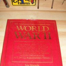 Libros de segunda mano: WORLD WAR II- EDICION 50 ANIVERSARIO-IVOR MATANLE . Lote 44841576
