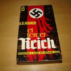 Libros de segunda mano: EL TERCER REICH. Lote 44876088