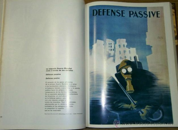 Libros de segunda mano: Historia de la Segunda Guerra Mundial 11T por Tte. Cnel. Eddy Bauer de Ed. Salvat en Navarra 1981 - Foto 2 - 52406739