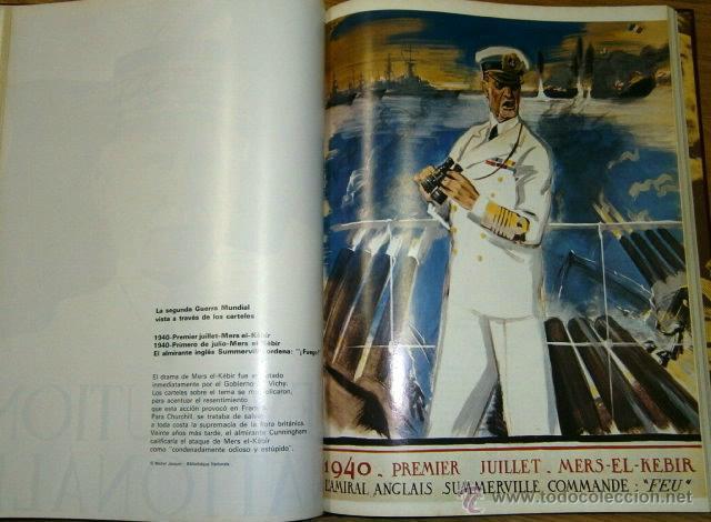Libros de segunda mano: Historia de la Segunda Guerra Mundial 11T por Tte. Cnel. Eddy Bauer de Ed. Salvat en Navarra 1981 - Foto 3 - 52406739