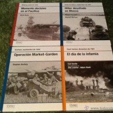 Libros de segunda mano: 4 FASCÍCULOS OSPREY SEGUNDA GUERRA MUNDIAL N.1. Lote 46231501