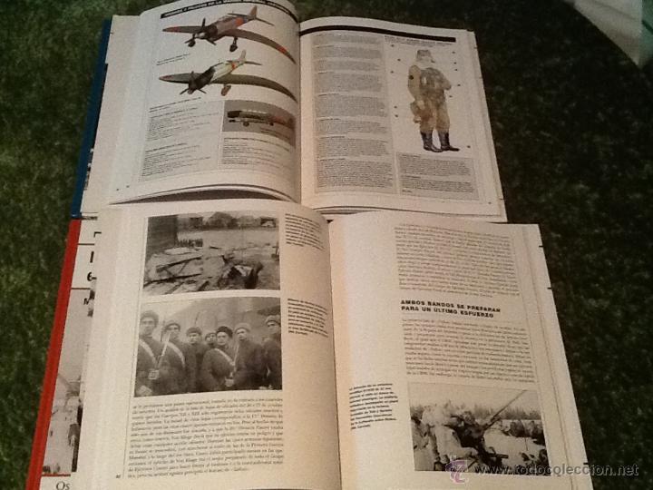 Libros de segunda mano: 4 fascículos Osprey Segunda Guerra Mundial n.1 - Foto 2 - 46231501