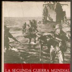 Libros de segunda mano: LA SEGUNDA GUERRA MUNDIAL EN FOTOGRAFÍAS Y DOCUMENTOS. TERCERA PARTE(1944-45) PLAZA & JANES. Lote 46392283
