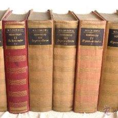 Libros de segunda mano: MEMORIAS DE LA SEGUNDA GUERRA MUNDIAL 10 TOMOS. Lote 46749807