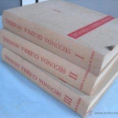 Libros de segunda mano: SEGUNDA GUERRA MUNDIAL, HANS-ADOLF JACOBSEN Y HANS DOLLINGER. Lote 47206482