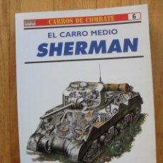 SHERMAN, Carros de Combate, Osprey