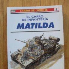 MATILDA, Carros de Combate, Osprey