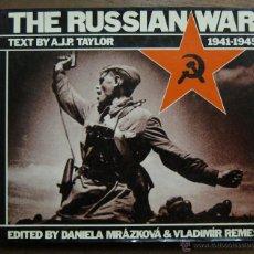 Gebrauchte Bücher - THE RUSSIAN WAR 1941-1945 - A.J.P TAYLOR - 1978 - 47943599