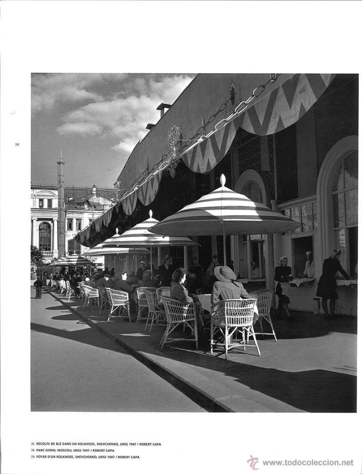 Libros de segunda mano: A L´EST DE MAGNUM - HISTORIA Y FOTOGRAFÍA - Foto 2 - 48201923