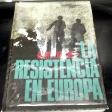 Libros de segunda mano: LA RESISTENCIA EN EUROPA 1939-1945 KURT ZENTNER. Lote 48260511