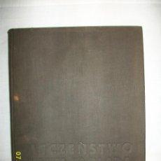 Libros de segunda mano: MECZENSTWO WALKA ZAGLADA ZYDOW POLSCE 1939-1945 . MARTIRIO LUCHA Y EXTERMINIO DE LOS JUDIOS.. Lote 48734710