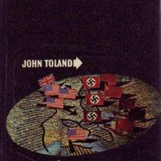 Libros de segunda mano: LOS ÚLTIMOS 100 DÍAS - JOHN TOLAND - FINAL DE LA SEGUNDA GUERRA MUNDIAL - HITLER, MUSSOLLINI. Lote 49132351