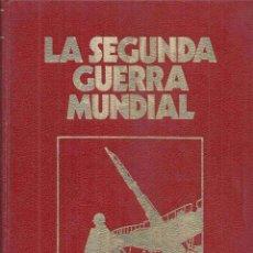 Libros de segunda mano: CRONICA MILITAR Y POLÍTICA DE LA SEGUNDA GUERRA MUNDIAL, VOL. 1 - SARPE. Lote 49694695