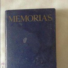 Libros de segunda mano: LOS ASESINOS ENTRE NOSOTROS MEMORIAS SIMON WIESENTHAL. Lote 144050826