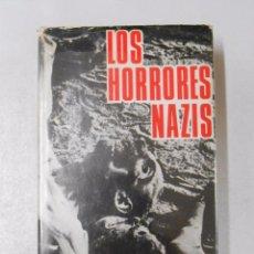 Libros de segunda mano - LOS HORRORES NAZIS. - HANS RAINER. TDK252 - 51030107