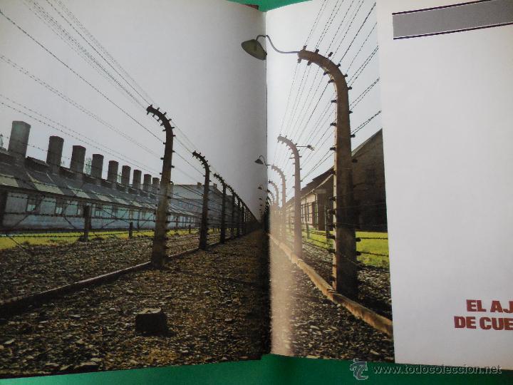 Libros de segunda mano: EL AJUSTE DE CUENTAS. LOS PROCESOS A LOS CRIMINALES DE GUERRA NAZIS Y JAPONESES. 1978. 390 PÁGINAS. - Foto 3 - 51259932