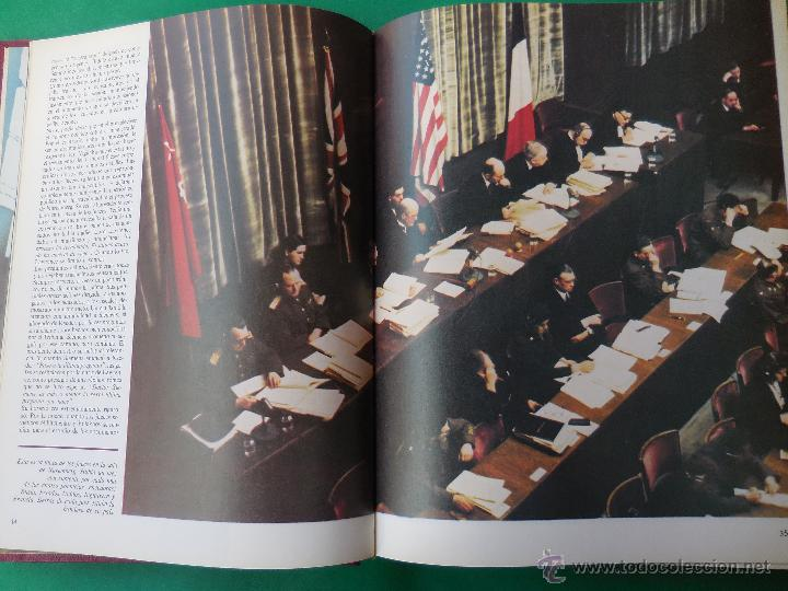 Libros de segunda mano: EL AJUSTE DE CUENTAS. LOS PROCESOS A LOS CRIMINALES DE GUERRA NAZIS Y JAPONESES. 1978. 390 PÁGINAS. - Foto 4 - 51259932