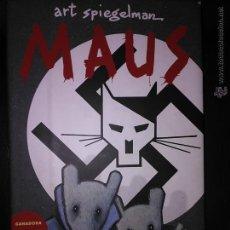 Libros de segunda mano: MAUS - ART SPIEGELMAN - GANADORA DEL PREMIO PULITZER - PRIMERA EDICION 2007. Lote 52609063
