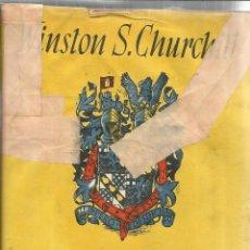 Libros de segunda mano: MEMORIAS. WINSTON S. CHURCHILL. V. EL GRAN ANILLO * . JOSÉ JANES EDITOR. BARCELONA. 1951. Lote 52724329