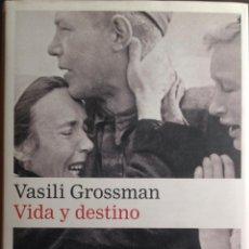 Libros de segunda mano: VIDA Y DESTINO, VASILI GROSSMAN. GALAXIA GUTENBERG, CÍRCULO DE LECTORES. Lote 53059441