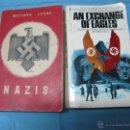 Libros de segunda mano: METZNER LEONE NAZIS Y ADOLFO HITLER AN EX CHANGE OF EAGLES LIBRO. Lote 53163516