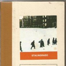 Libros de segunda mano: CLAUDE BERTIN. STALINGRADO. LA SEGUNDA GUERRA MUNDIAL. Lote 53963933