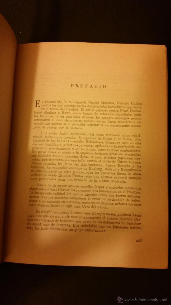 Libros de segunda mano: 1958 - MASAYAKE OKUMITA / JIRO HORIKOSHI - ¡CERO! - AVIACIÓN, SEGUNDA GUERRA MUNDIAL - Foto 3 - 54289516