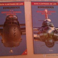 Libros de segunda mano: BOMBARDEROS SEGUNDA GUERRA MUNDIAL . Lote 54775646