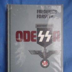 Libros de segunda mano: ODESSA. FREDERICK FORSYTH CIRCULO DE LECTORES. Lote 54993903