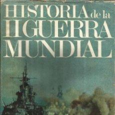 Libros de segunda mano: HISTORIA DE LA SEGUNDA GUERRA MUNDIAL. TOMO 2. EDITORIAL MARIN. BARCELONA. 1969. Lote 55309595