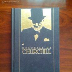 Libros de segunda mano: MEMORIAS DE CHURCHILL, LA SEGUNDA GUERRA MUNDIAL, EDICIONES ORBIS.. Lote 55689150