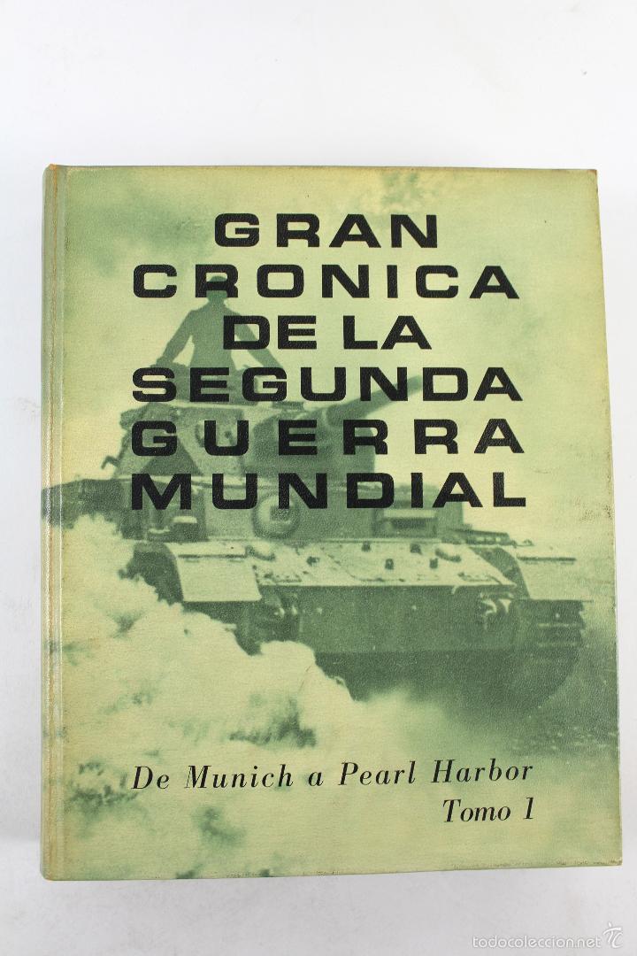 Libros de segunda mano: L-5752. GRAN CRONICA DE LA SEGUNDA GUERRA MUNDIAL. SELECCIONES READERS DIGEST 1965. - Foto 2 - 55833981