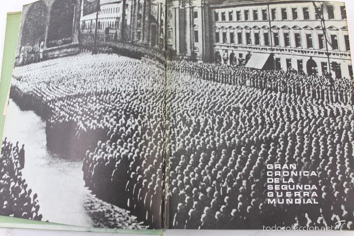 Libros de segunda mano: L-5752. GRAN CRONICA DE LA SEGUNDA GUERRA MUNDIAL. SELECCIONES READERS DIGEST 1965. - Foto 3 - 55833981