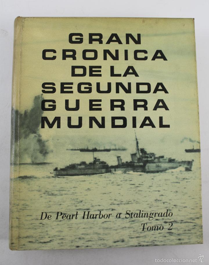 Libros de segunda mano: L-5752. GRAN CRONICA DE LA SEGUNDA GUERRA MUNDIAL. SELECCIONES READERS DIGEST 1965. - Foto 6 - 55833981