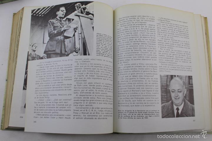 Libros de segunda mano: L-5752. GRAN CRONICA DE LA SEGUNDA GUERRA MUNDIAL. SELECCIONES READERS DIGEST 1965. - Foto 8 - 55833981