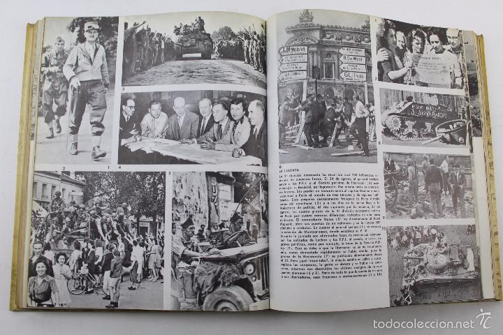 Libros de segunda mano: L-5752. GRAN CRONICA DE LA SEGUNDA GUERRA MUNDIAL. SELECCIONES READERS DIGEST 1965. - Foto 11 - 55833981