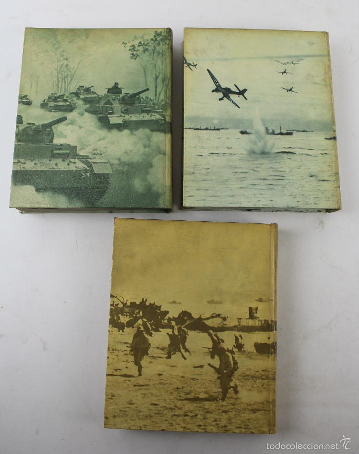 Libros de segunda mano: L-5752. GRAN CRONICA DE LA SEGUNDA GUERRA MUNDIAL. SELECCIONES READERS DIGEST 1965. - Foto 12 - 55833981